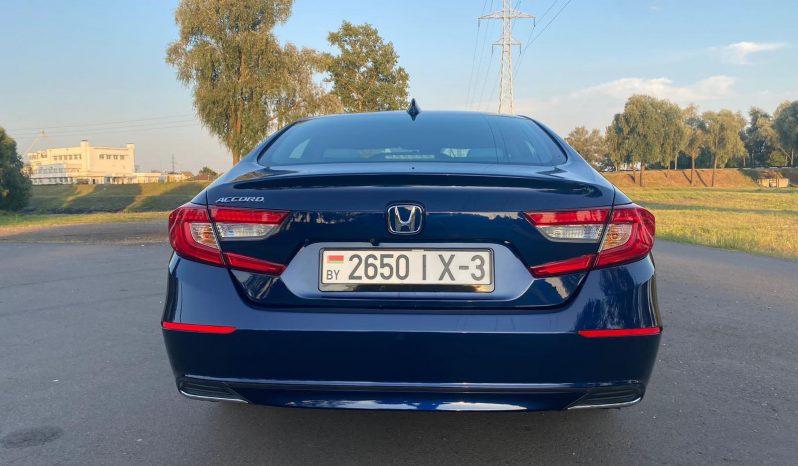 Хонда Аккорд 1.5 АКПП, 2018 год full